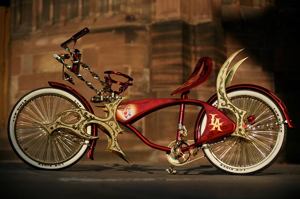 Vélo Low Rider-bicycle-clownin-players