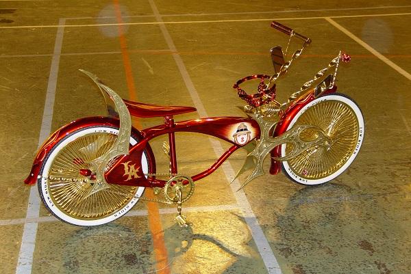 Présentation Lowrider Bicycle Clownin Playerz