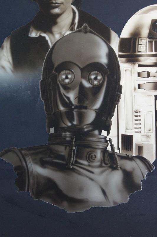 Le droïde protocolaire C-3PO - Star Wars